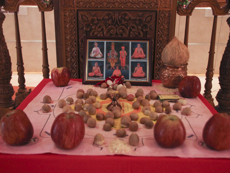Diwali and Annakut Celebrations 2017, Lilongwe