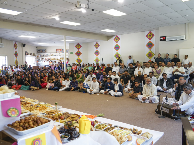 Diwali and Annakut Celebrations 2017, Wellington