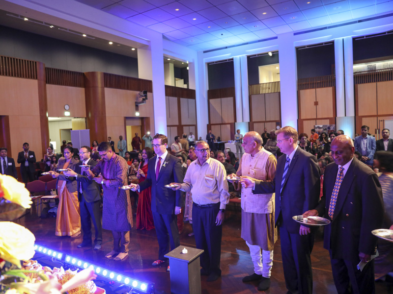 Diwali-Annakut Celebration at Parliament of Australia, Canberra