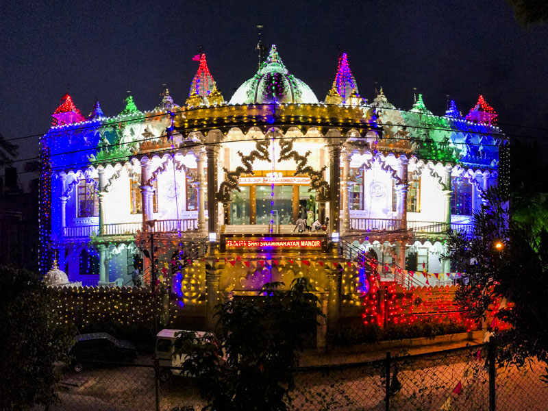 Diwali and Annakut Celebrations 2017, Bengaluru