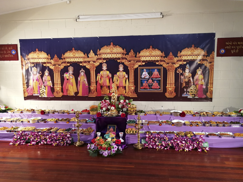 Annakut Celebration 2017, Howick