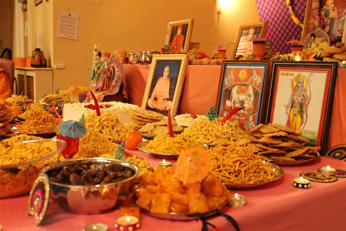 Diwali & Annakut Celebrations, Bolton, UK