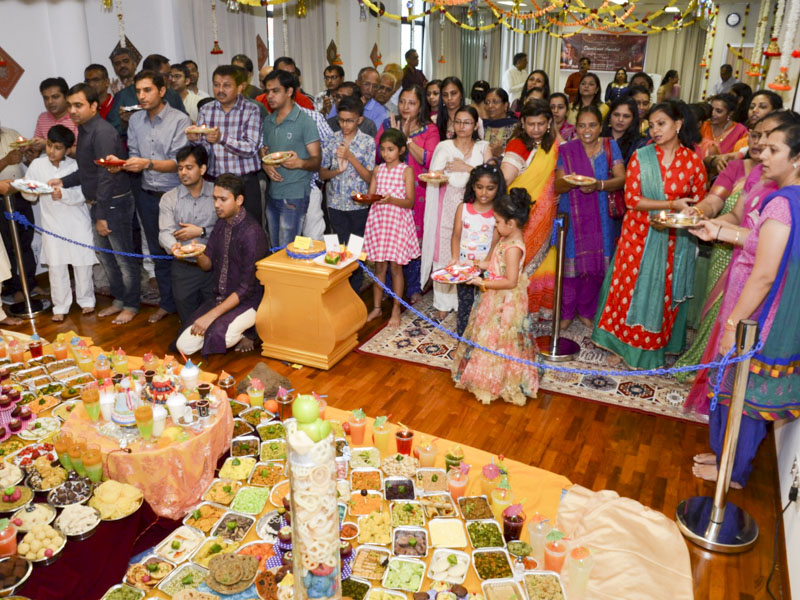 Diwali and Annakut Celebrations 2017, Singapore