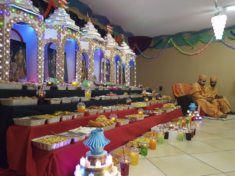 Diwali and Annakut Celebrations 2017, Germiston