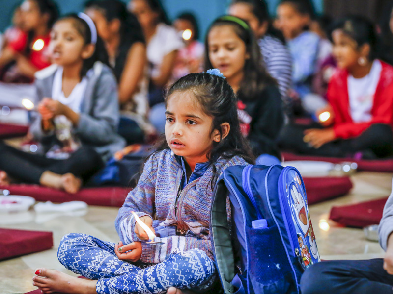 Kids' Diwali Celebration 2017, Nairobi