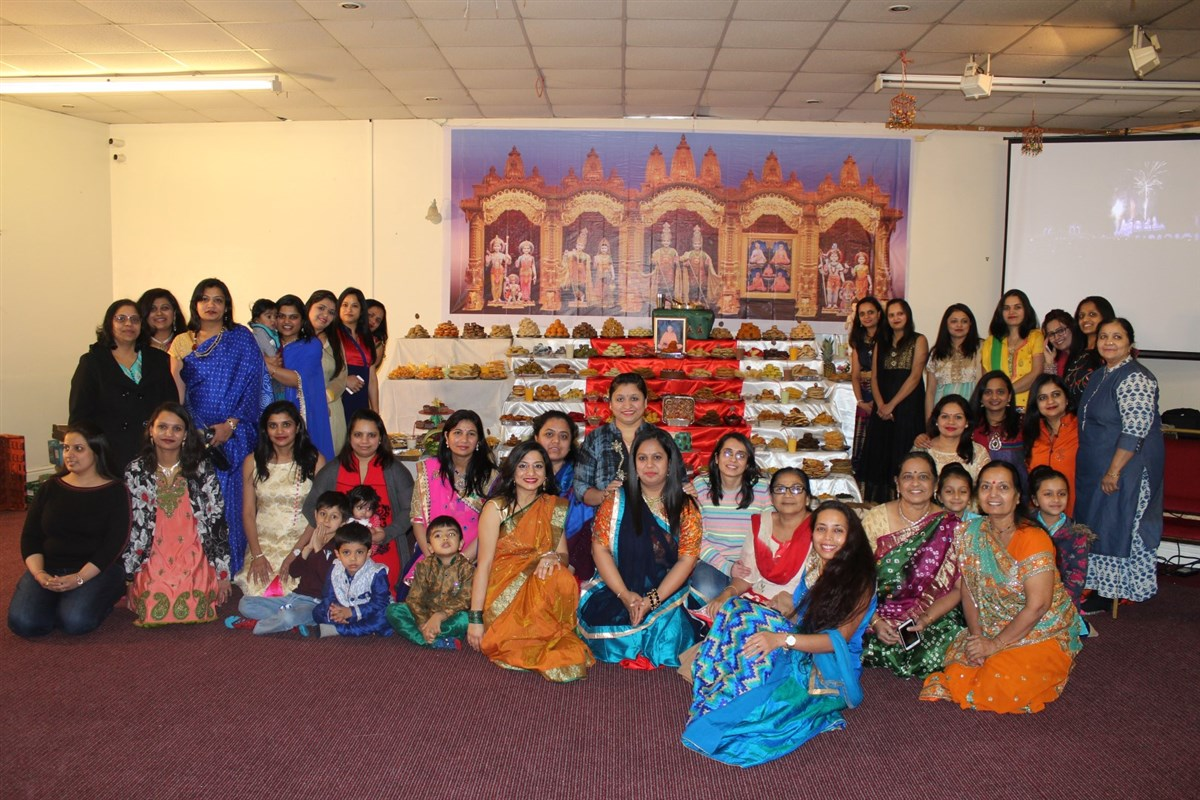 Diwali & Annakut Celebrations, Newcastle, UK