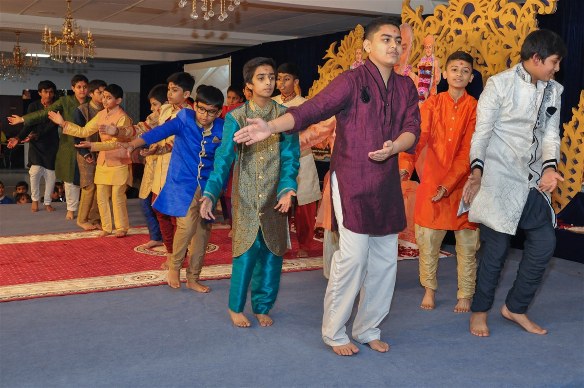 Pramukh Swami Maharaj Birthday Celebrations, Paris, France