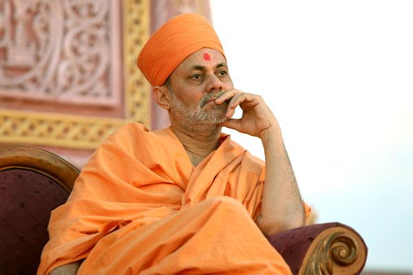 Pramukh Swami Maharaj's Birthday Celebration, Bochasan -