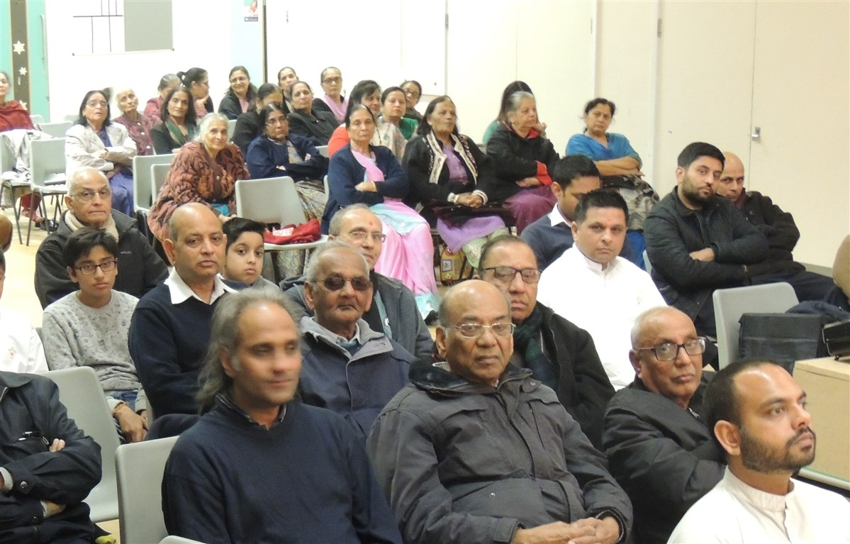 Pramukh Swami Maharaj 97th Janma Jayanti Celebrations, Crawley, UK