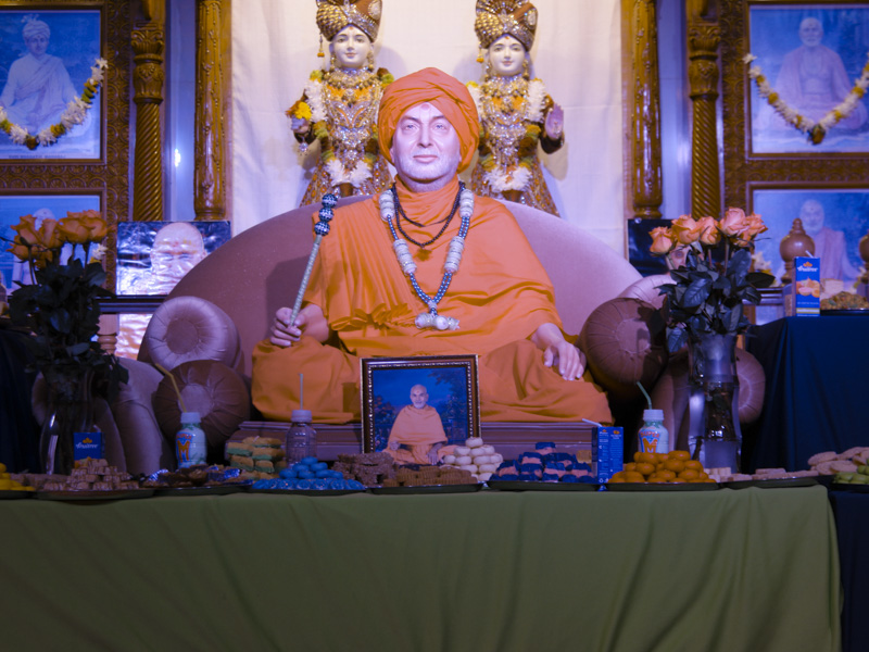 97th Birthday Celebration of Brahmaswarup Pramukh Swami Maharaj, Durban