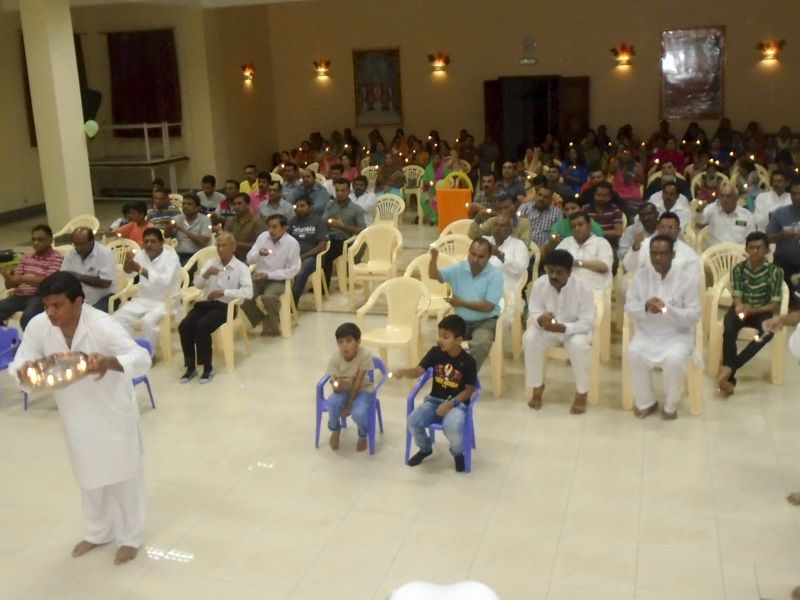 97th Birthday Celebration of Brahmaswarup Pramukh Swami Maharaj, Kakamega