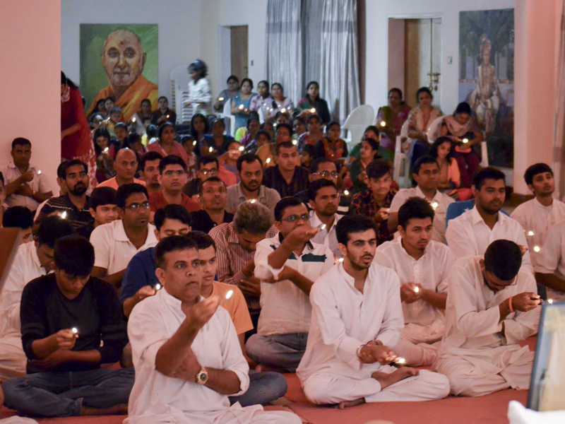 97th Birthday Celebration of Brahmaswarup Pramukh Swami Maharaj, Lilongwe
