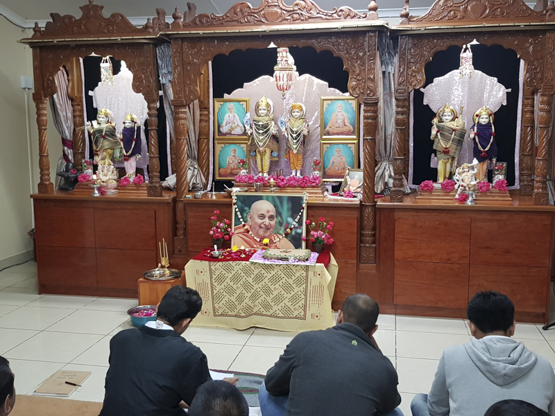 97th Birthday Celebration of Brahmaswarup Pramukh Swami Maharaj, Tzaneen