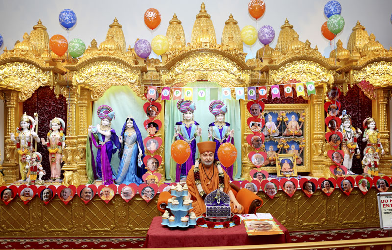 97th Birthday Celebration of Brahmaswarup Pramukh Swami Maharaj, Melbourne