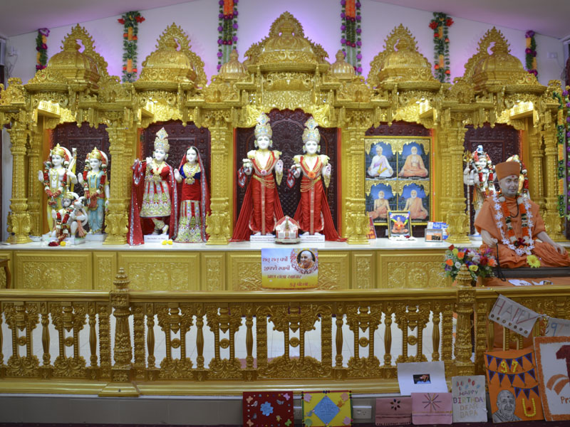 97th Birthday Celebration of Brahmaswarup Pramukh Swami Maharaj, Brisbane