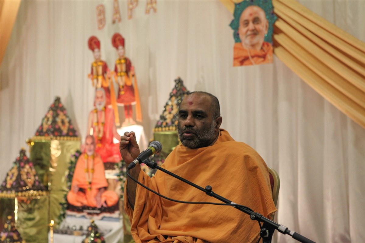Pramukh Swami Maharaj 97th Janma Jayanti Celebrations, Harrow-Brent, UK