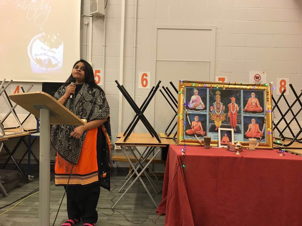 Pramukh Swami Maharaj 97th Janma Jayanti Celebrations, East London Mahila Mandal, UK
