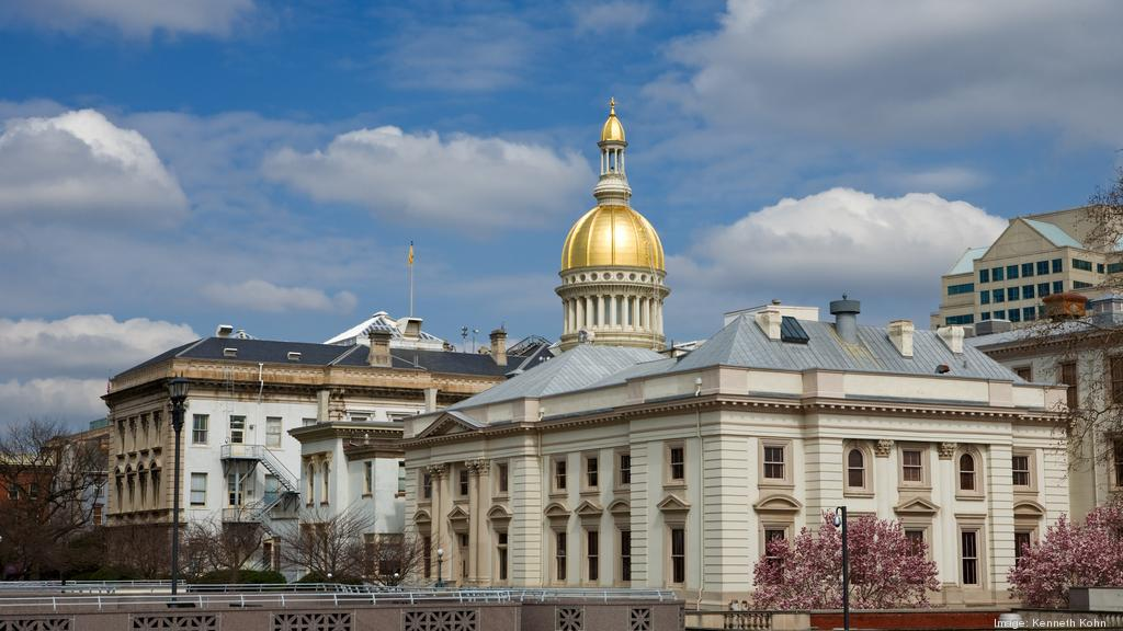 The New Jersey State Capitol, Trenton, NJ