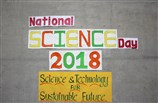 Celebration of National Science Day at SVM Randesan