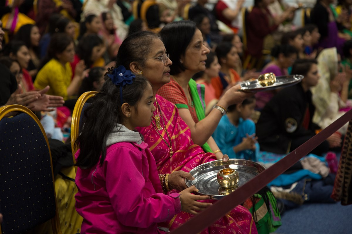 Swaminarayan Jayanti & Rama Navami Celebrations, South London, UK