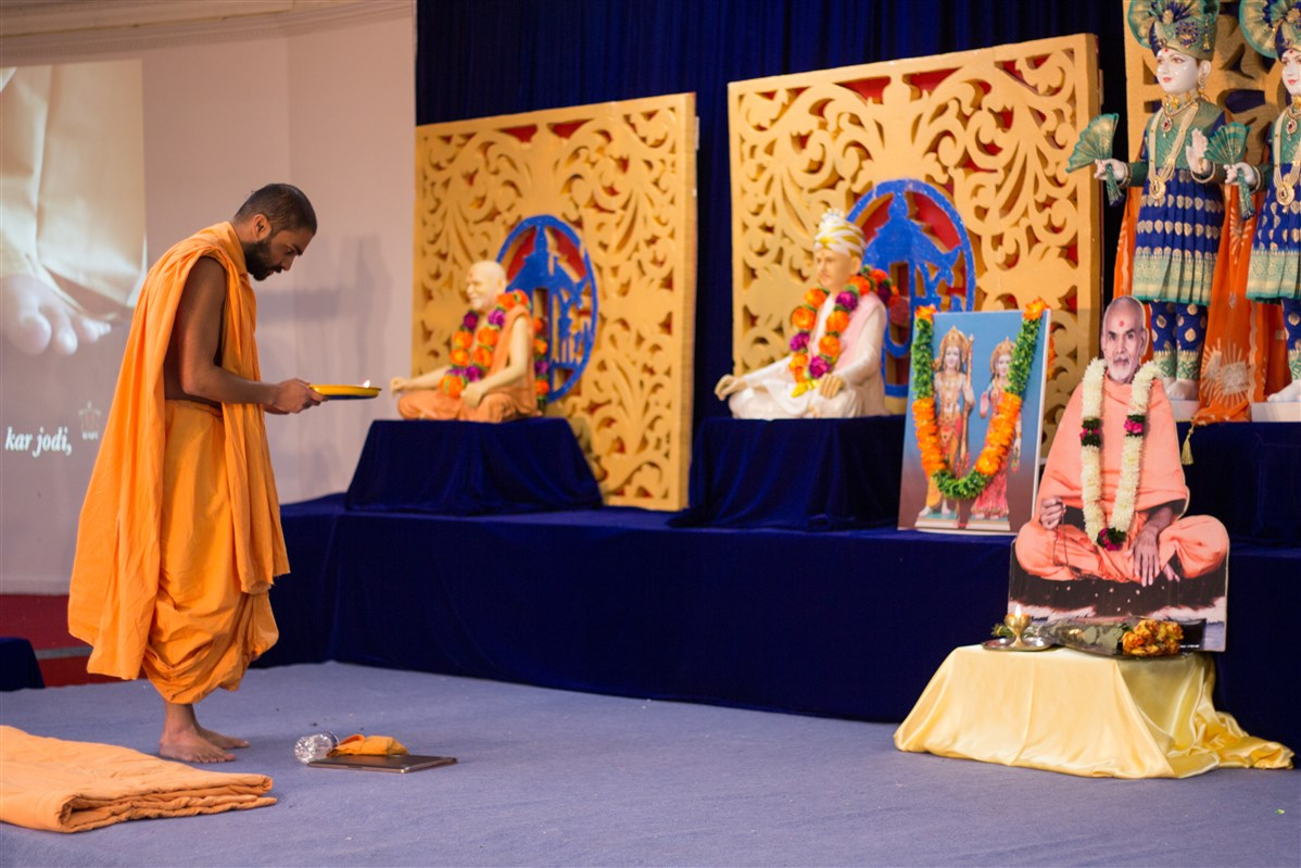 Swaminarayan Jayanti & Rama Navami Celebrations, Paris, France