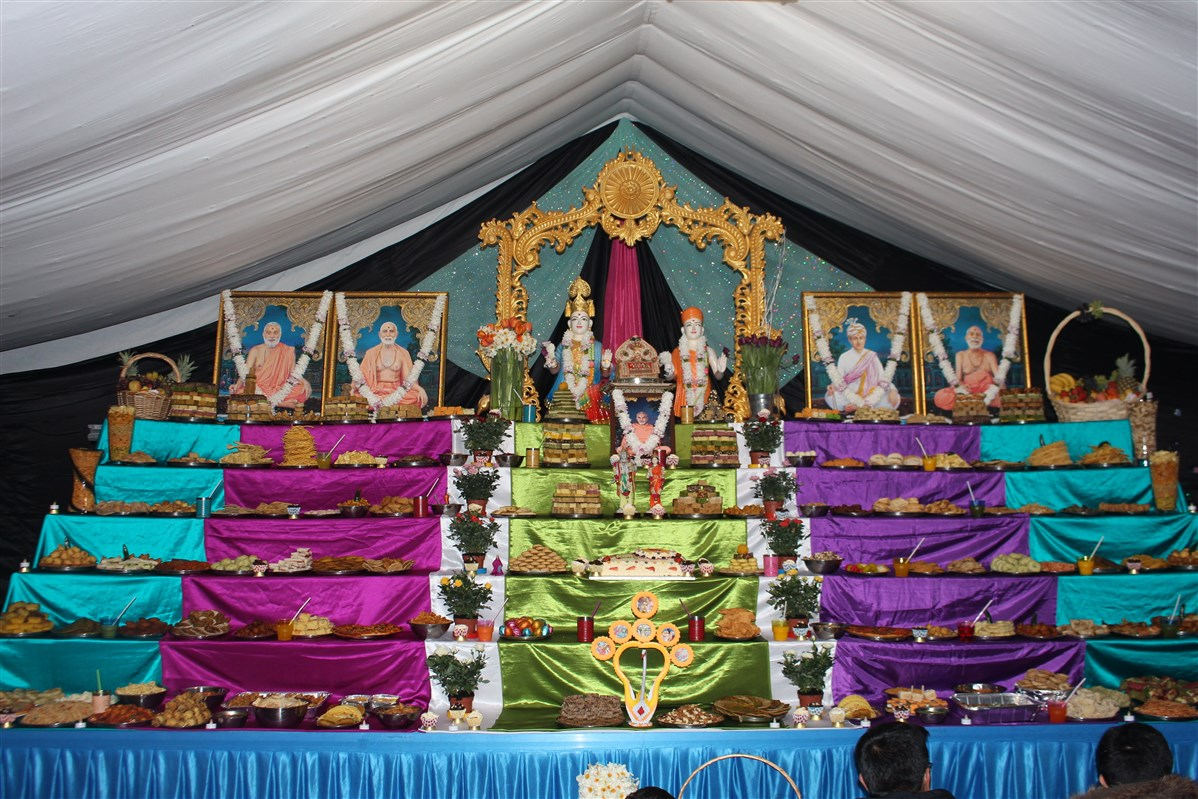 Swaminarayan Jayanti & Rama Navami Celebrations, South East London, UK