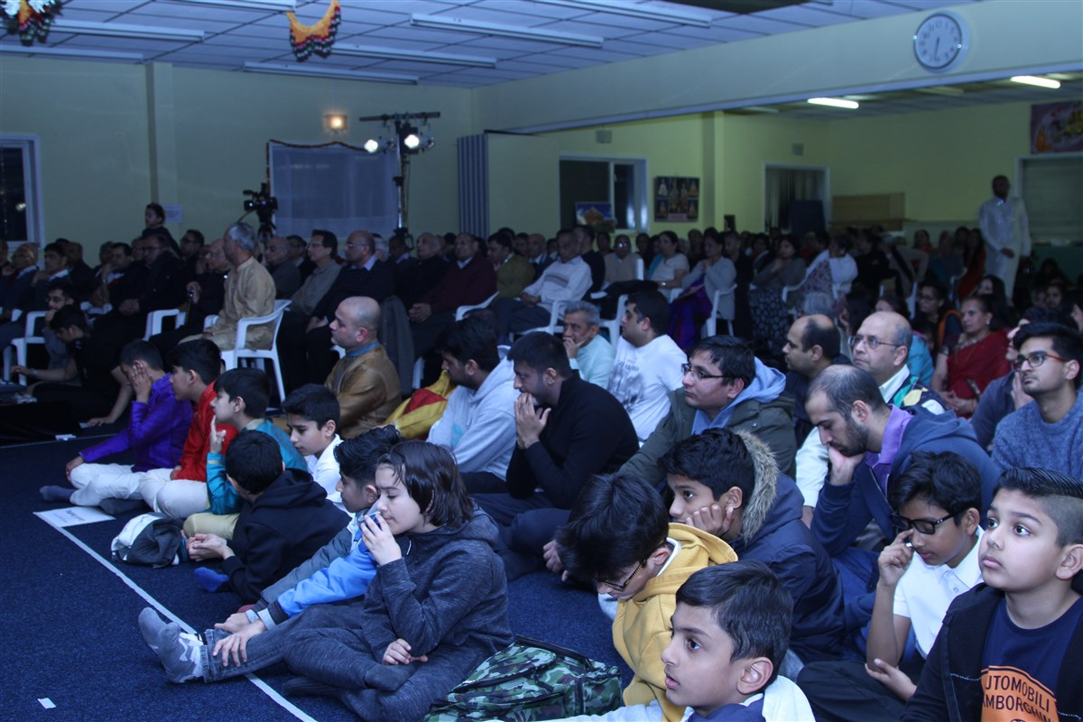 Swaminarayan Jayanti & Rama Navami Celebrations, Loughborough, UK