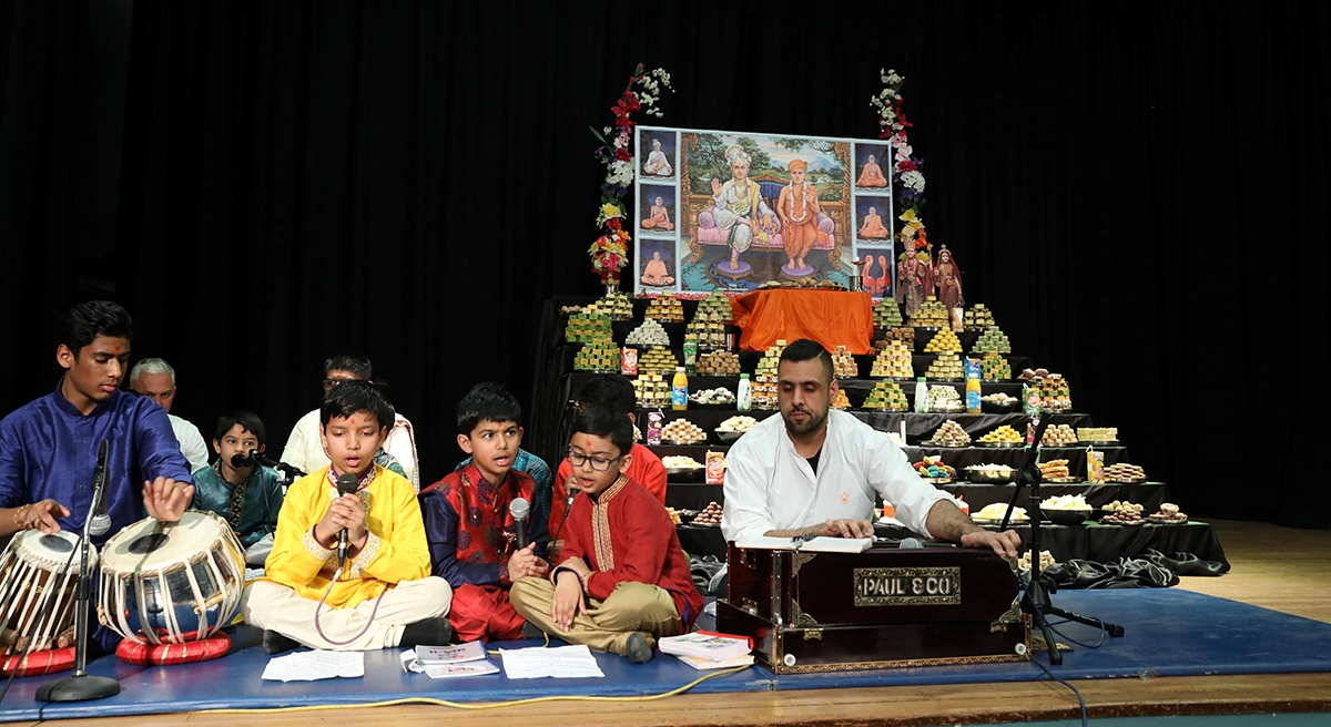 Swaminarayan Jayanti & Rama Navami Celebrations, West London, UK