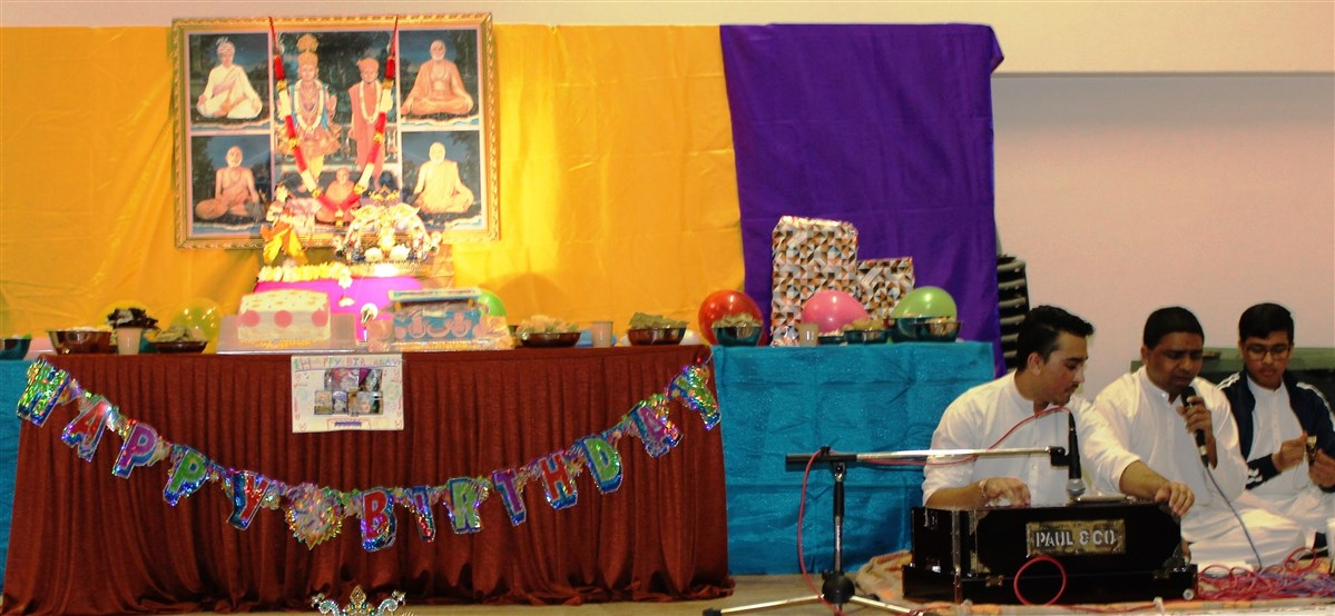 Swaminarayan Jayanti & Rama Navmi Celebrations, Crawley, UK
