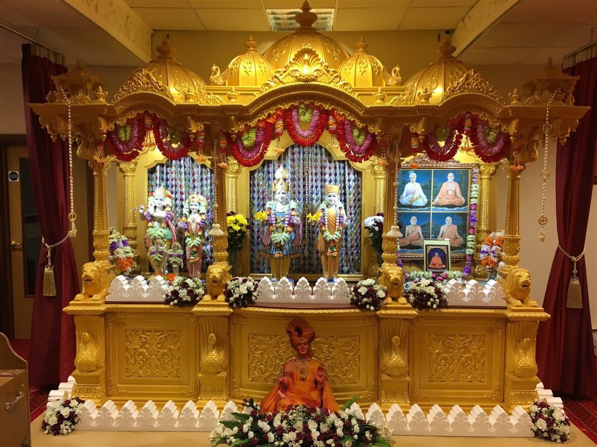 Swaminarayan Jayanti & Rama Navami Celebrations, Southend-on-Sea, UK