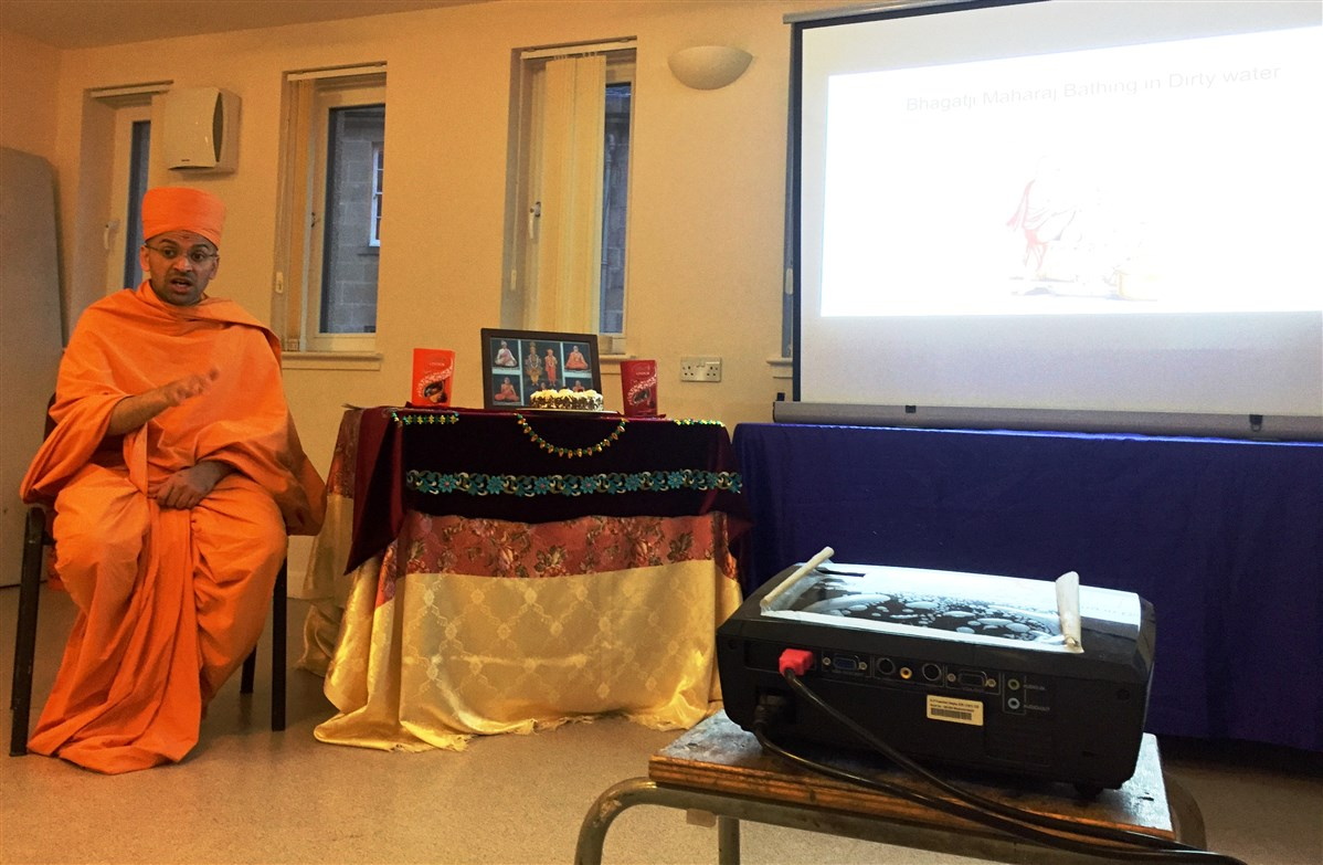 Swaminarayan Jayanti & Rama Navami Bal-Balika Celebrations, Edinburgh, UK