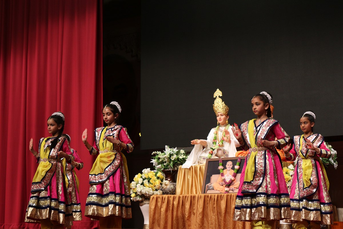 Swaminarayan Jayanti & Rama Navami Mahila Celebrations, London, UK