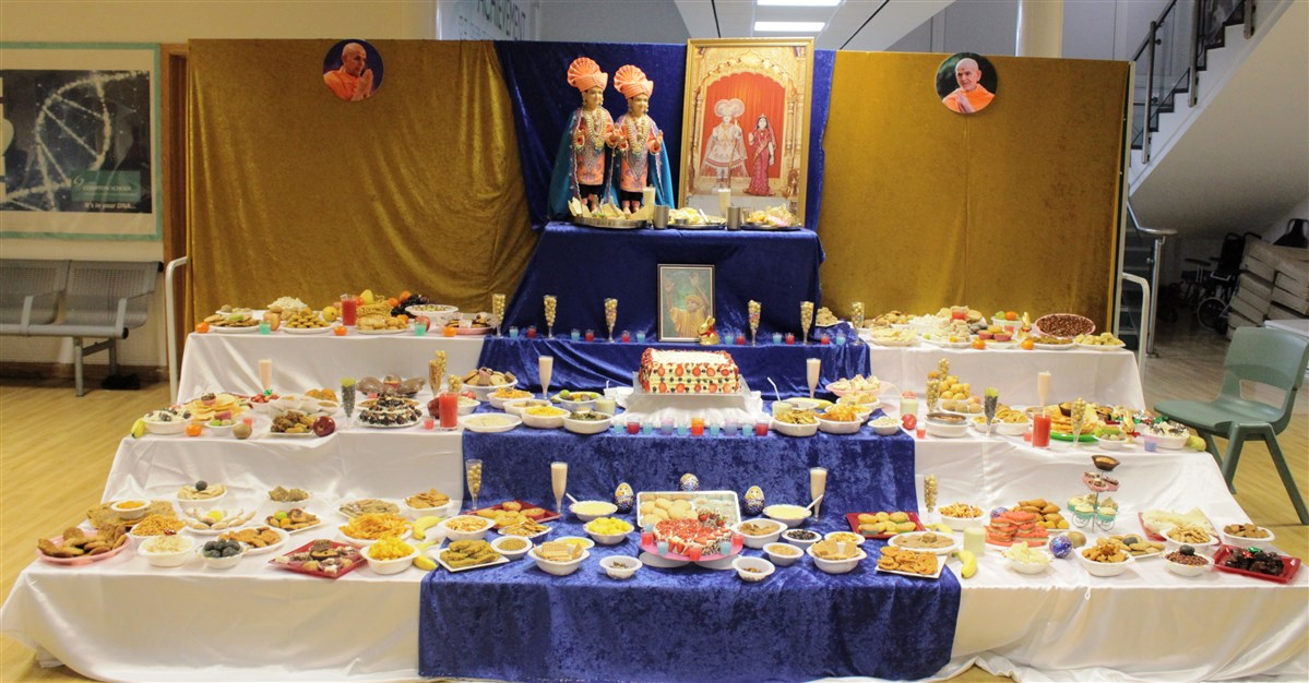 Swaminarayan Jayanti & Rama Navami Celebrations, Finchley, UK