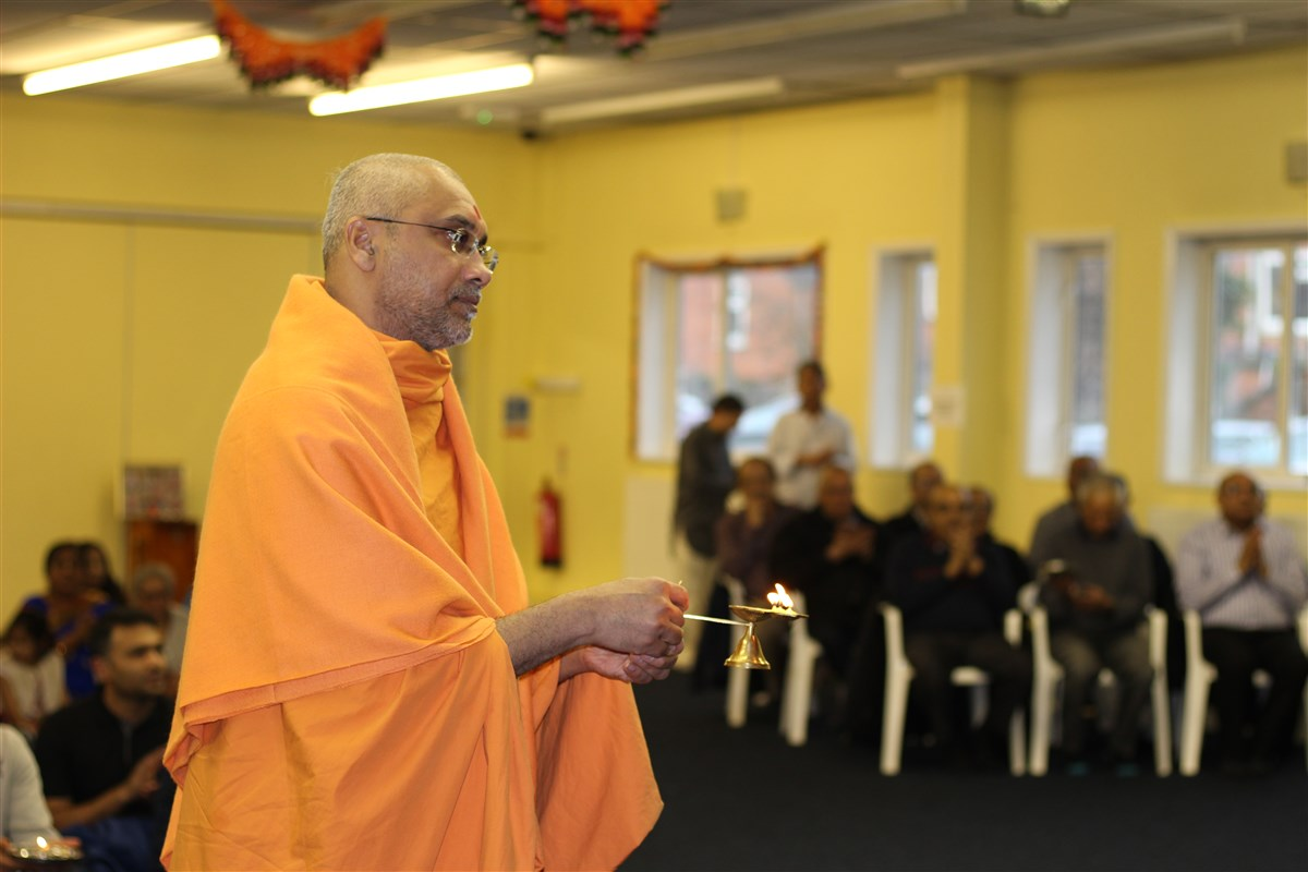 Satsang Parayan, Loughborough, UK