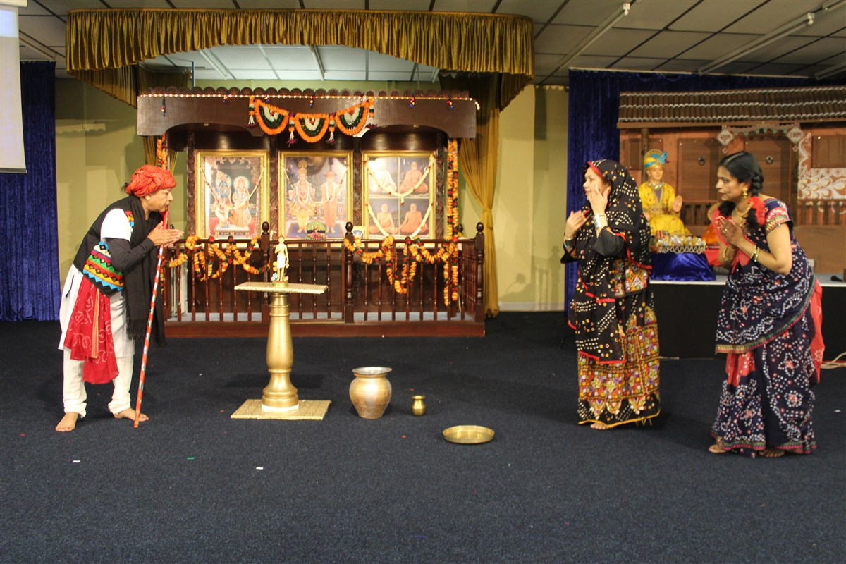 Swaminarayan Jayanti & Rama Navami Mahila Celebrations, Loughborough, UK