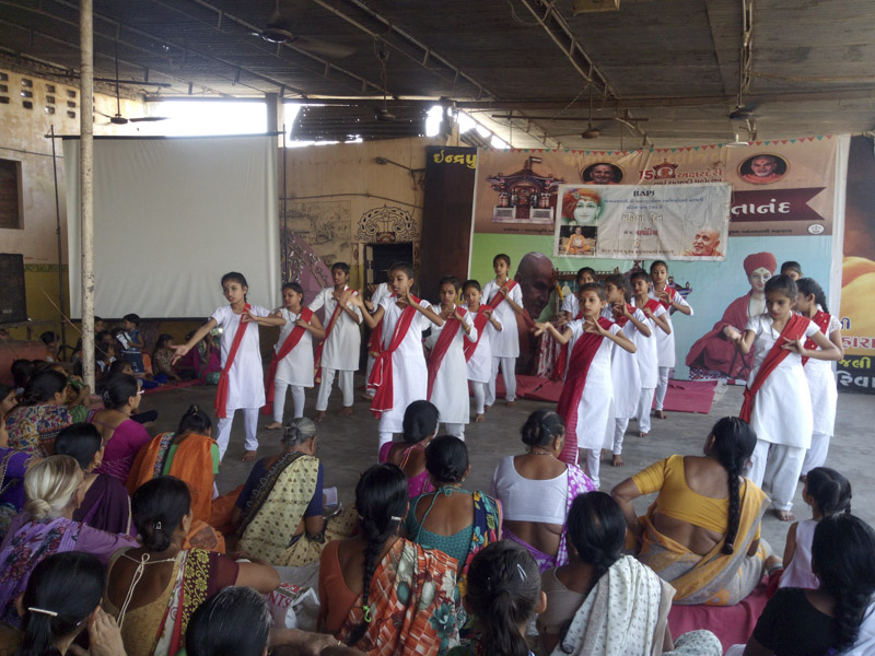 Women's Day Celebration 2018, Vaghodiya