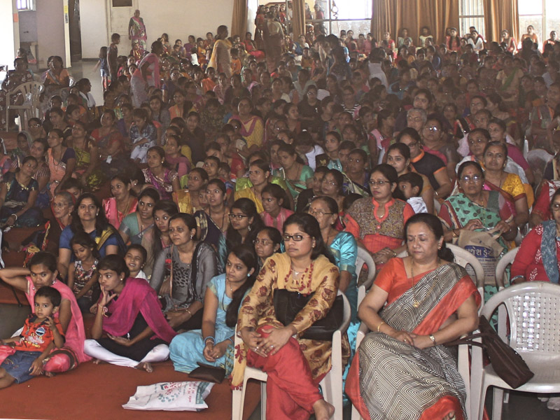 Women's Day Celebration 2018, Tithal