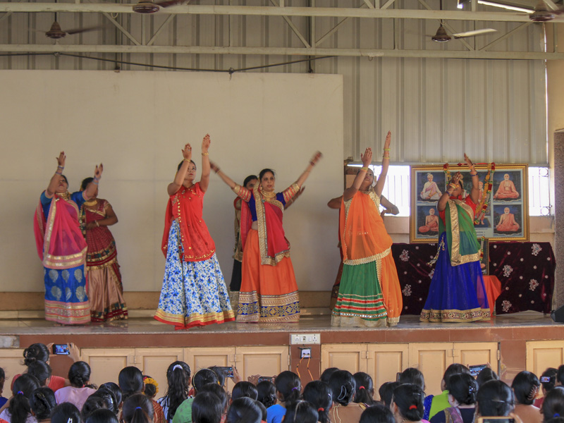 Women's Day Celebration 2018, Rajpardi