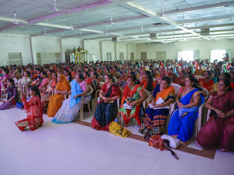 Women's Day Celebration 2018, Limbdi