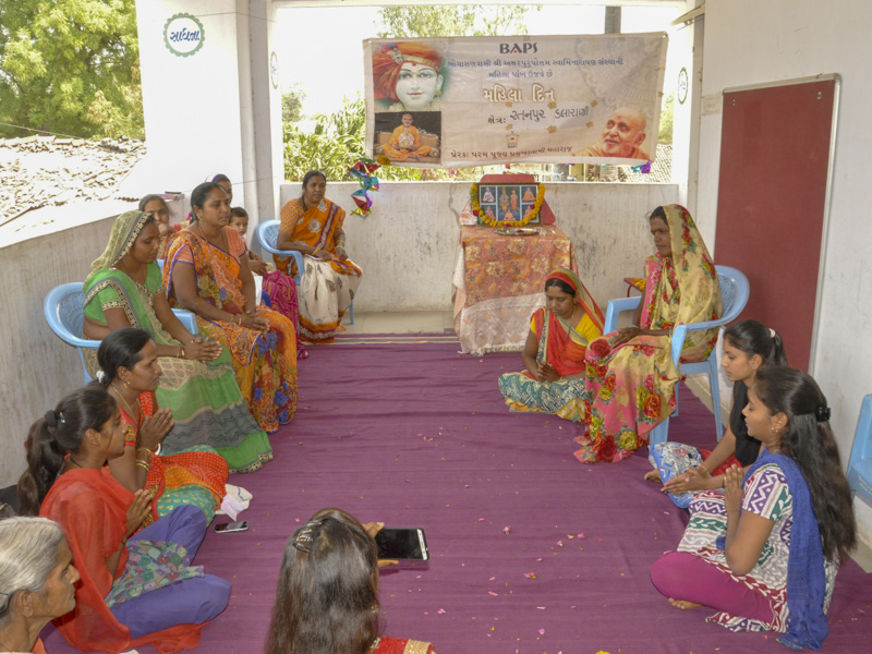 Women's Day Celebration 2018, Kalarani