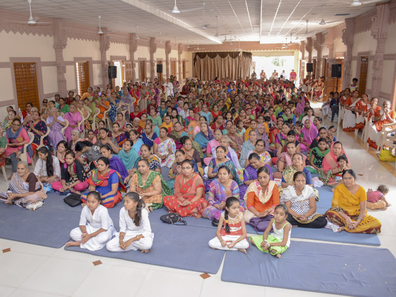 Women's Day Celebration 2018, Dhoraji
