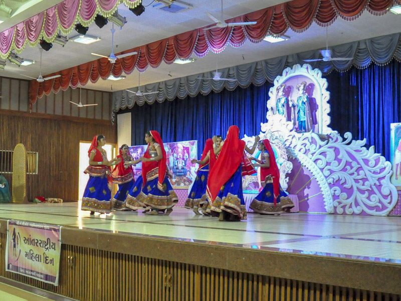 Women's Day Celebration 2018, Mahesana