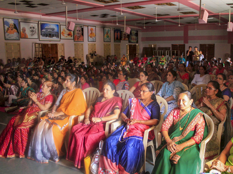 Women's Day Celebration 2018, Ankleshwar