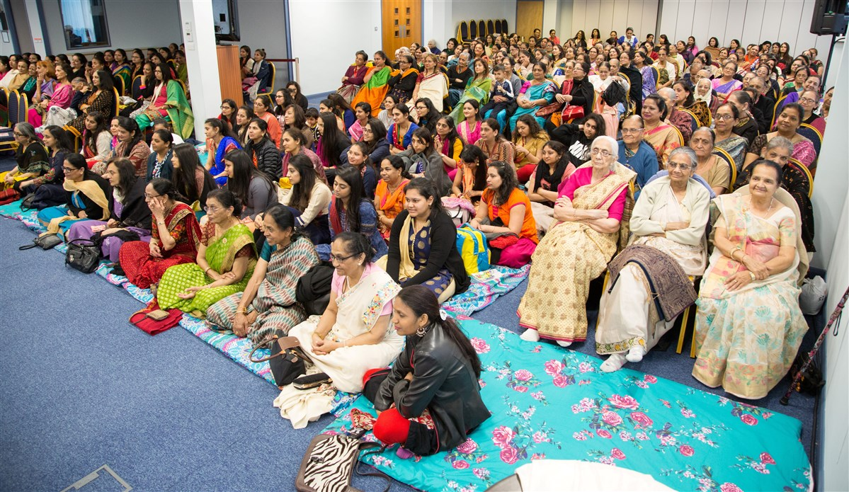 Satsang Parayan, South London, UK