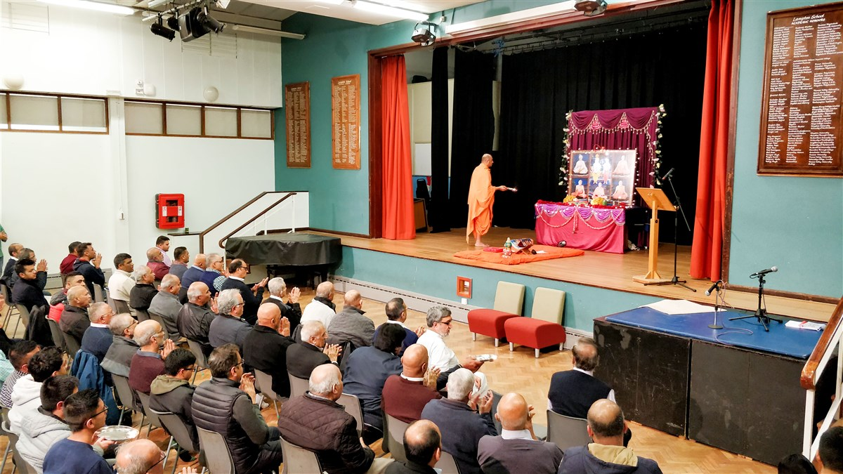 Satsang Parayan West London, UK
