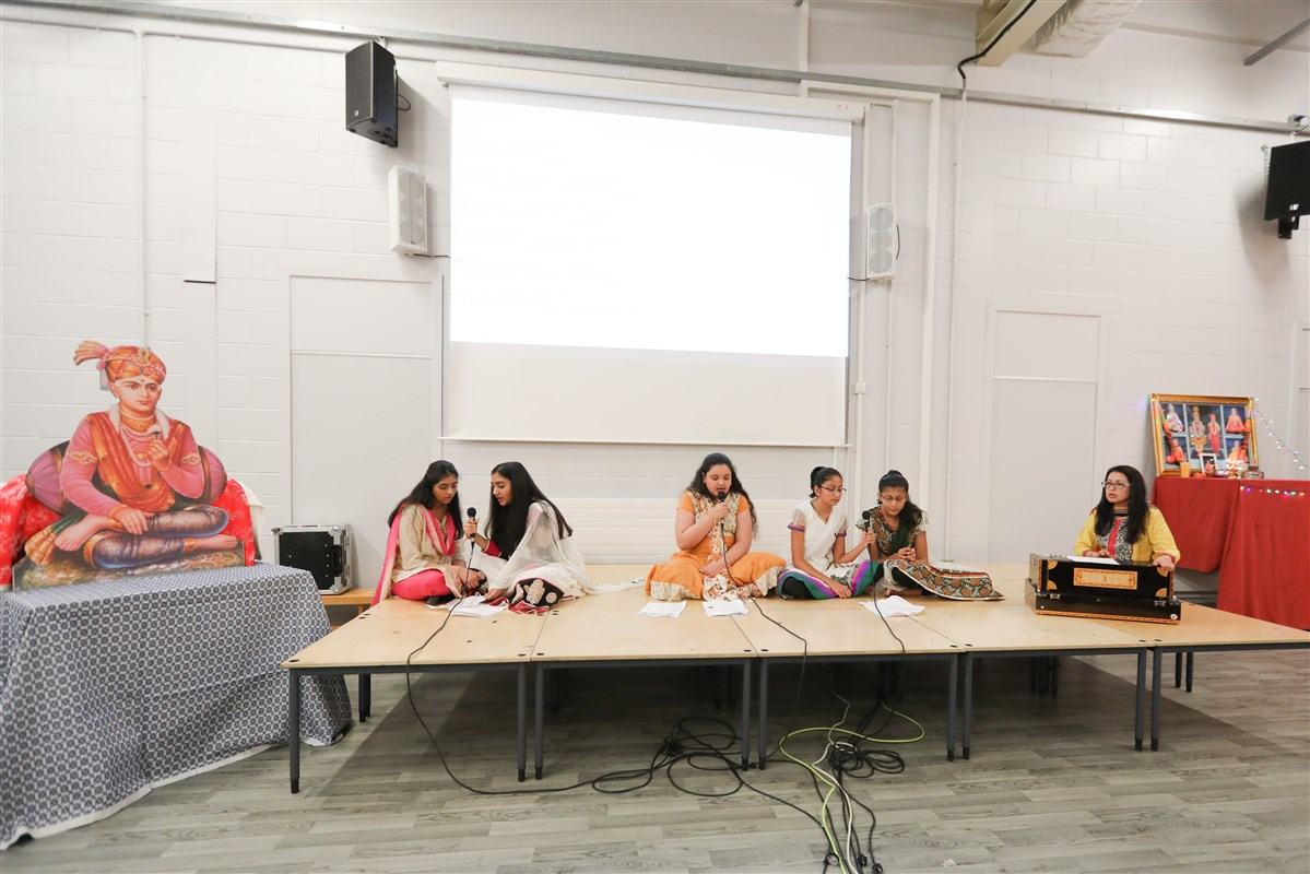 Swaminarayan Jayanti & Rama Navami, Mahila Mandal Celebrations, East London, UK