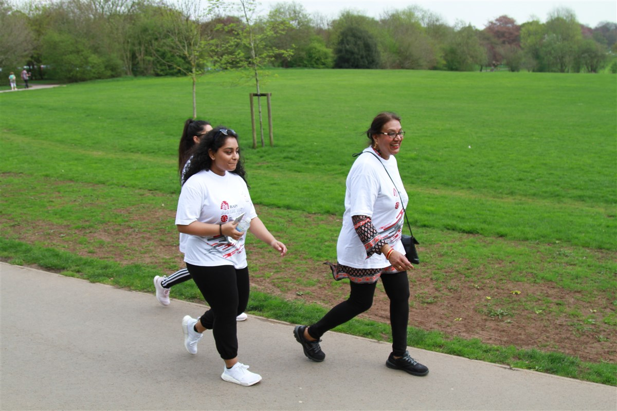 BAPS Annual 10K Challenge, Coventry, UK