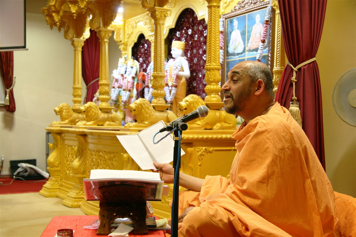Satsang Parayan, Southend-on-Sea, UK