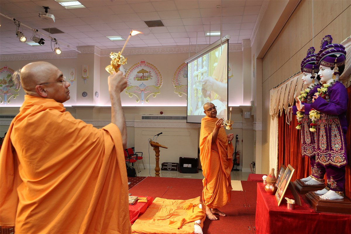 Satsang Parayan, Wellingborough, UK