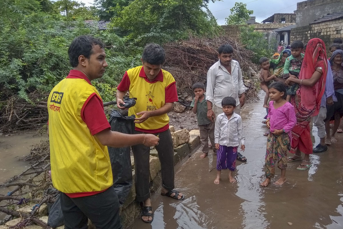 Flood Relief Services